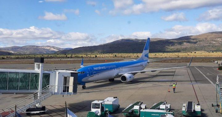 Siguen suspendidos los vuelos de cabotaje hasta el 12 de octubre
