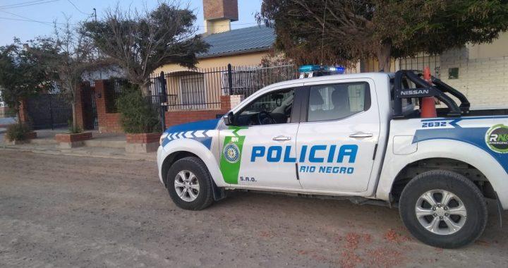 Roca: personal de la Comisaría 31º frustró un robo en una escuela