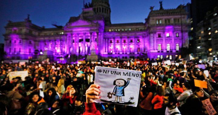 En Argentina hubo 23 femicidios en 15 días