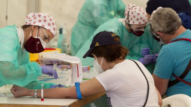 Coronavirus en la Argentina: confirmaron 26 nuevas muertes y 2439 contagios en las últimas 24 horas