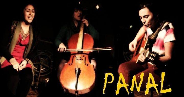Concierto streaming de Panal en el Centro Cultural Viedma