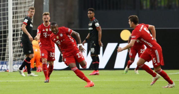 Bayern Munich se coronó campeón de la Copa de Alemania