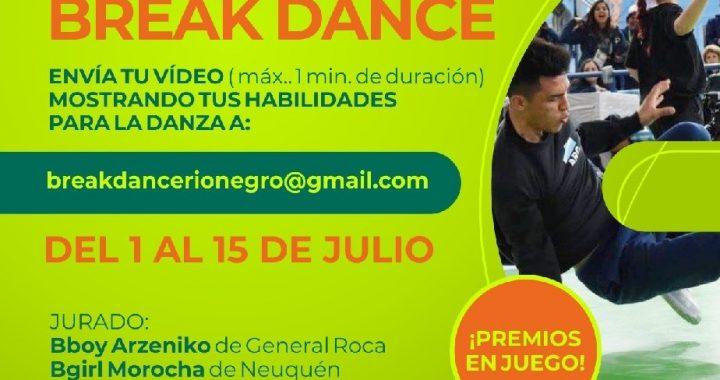 Río Negro Más Deporte te invita a bailar