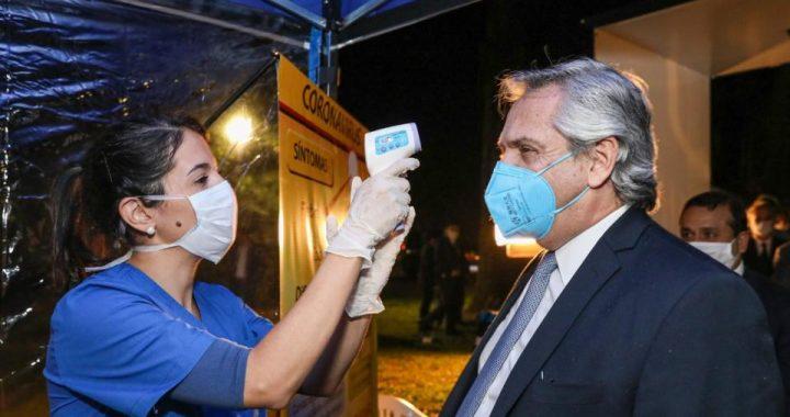 Coronavirus: Argentina apareció en el New York Times entre los tres países de la región que mejor enfrentaron la pandemia