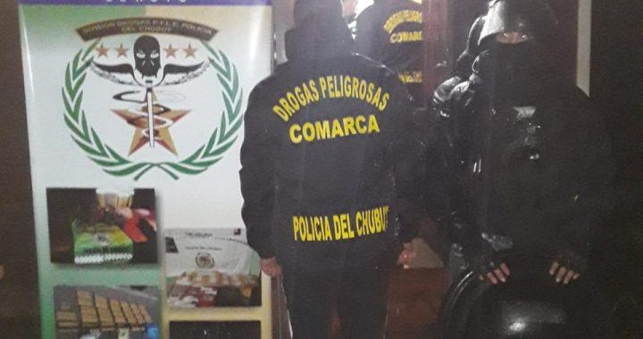 Intentó entrar a El Bolsón con un delivery de drogas, quedó detenido