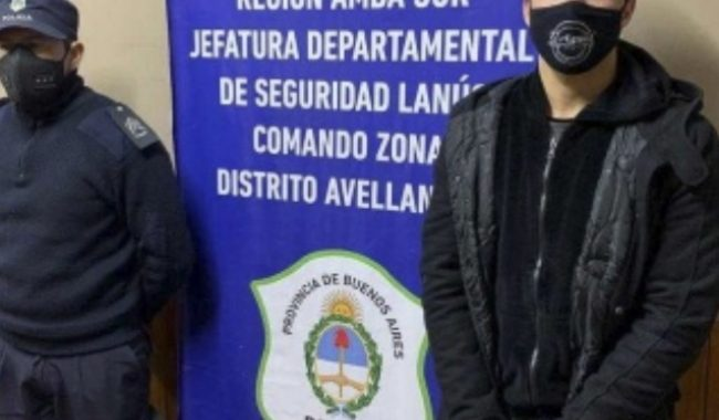 Detuvieron al exfutbolista Alexis Zárate tras el rechazo de la Corte a su recurso extraordinario