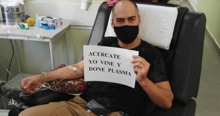 COVID-19: Salud de Río Negro reitera la convocatoria para donar plasma