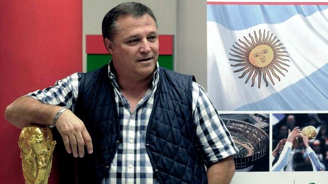 Bertoni: «Si a Cecilio Domínguez no le fue bien, es su responsabilidad»