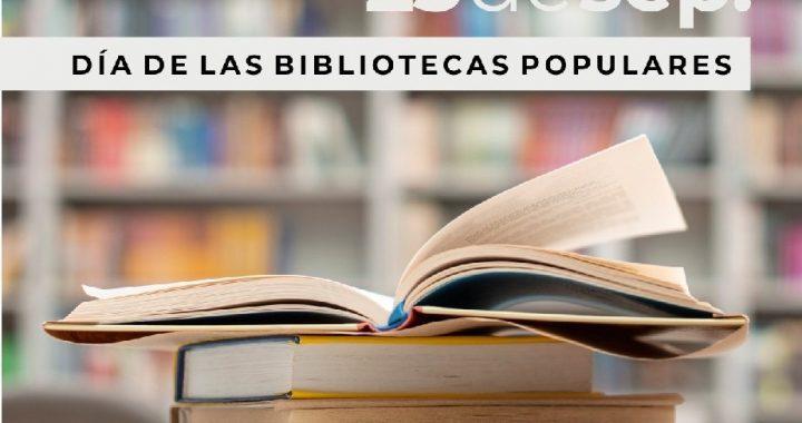 Readaptadas y al servicio de la comunidad, las bibliotecas populares rionegrinas celebran su día