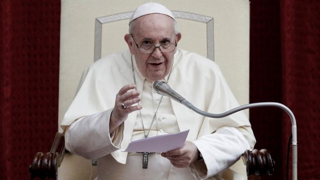 Francisco ratificó su defensa de la vida «desde la concepción a la muerte natural»