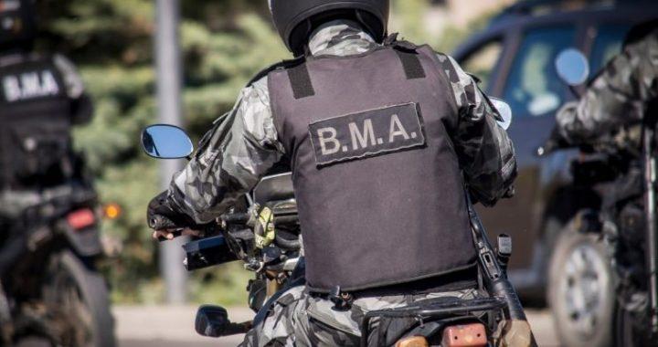 Viedma: personal de la Brigada Motorizada de Apoyo recuperó una moto robada
