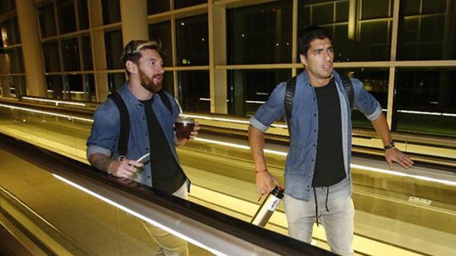 Messi a Suárez: «No merecías que te echen como lo hicieron»