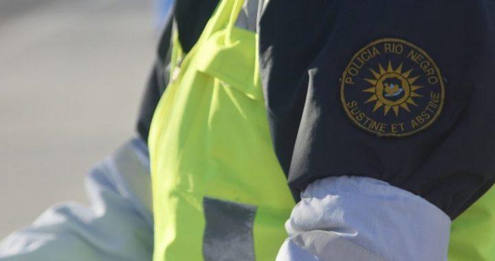 General Roca: en un operativo lograron recuperar un auto con pedido de secuestro