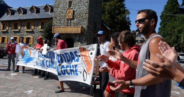 La Asociación de Guardavidas de Bariloche en estado de alerta y movilización