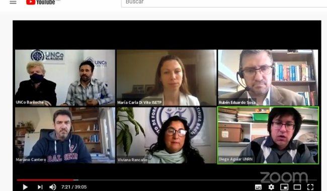 Se inauguró la «Muestra de Carreras Bariloche 2020» con una conferencia de prensa virtual
