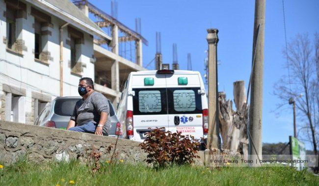 Coronavirus: 56 nuevos casos y un hombre fallecido en Bariloche. La ciudad tiene 542 activos y Dina Huapi 17