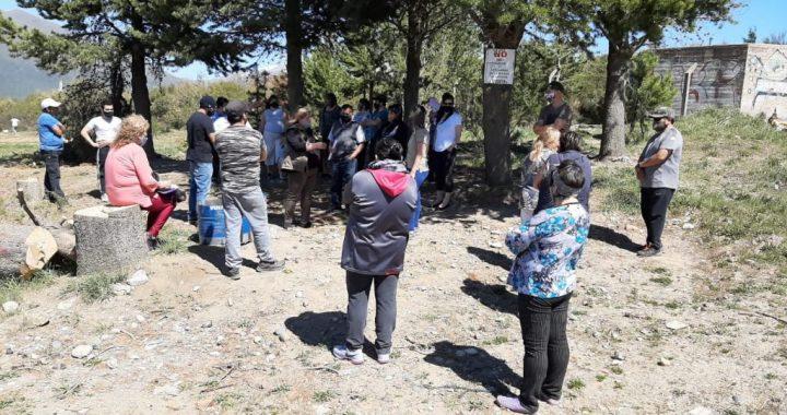 Organizan jornada de limpieza en el barrio 400 Viviendas