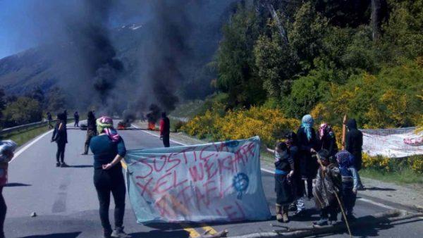 Mapuches no reconocieron a la gobernadora como autoridad y la Justicia Federal ordenó liberar la Ruta 40 en Mascardi
