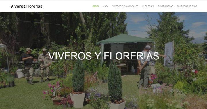 El INTA desarrolló una plataforma web para viveros de Bariloche