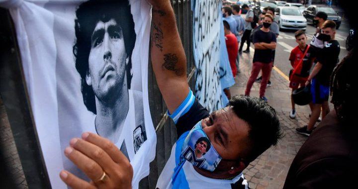 Diego murió de amor