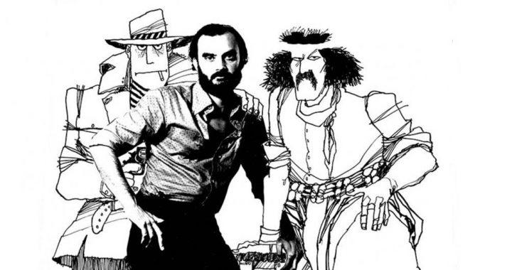 Roberto «El Negro» Fontanarrosa: entre la pluma y la camiseta