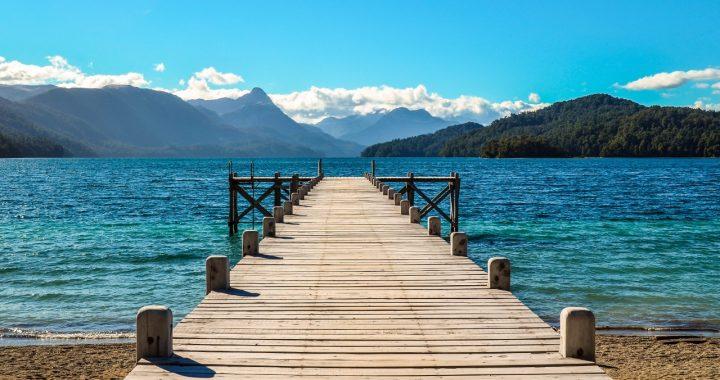 El increíble circuito de playas secretas y lagos escondidos en Bariloche