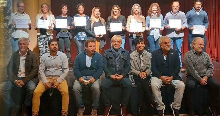 Se realizó la primera promoción de Mediadores Comunitarios de Villa la Angostura