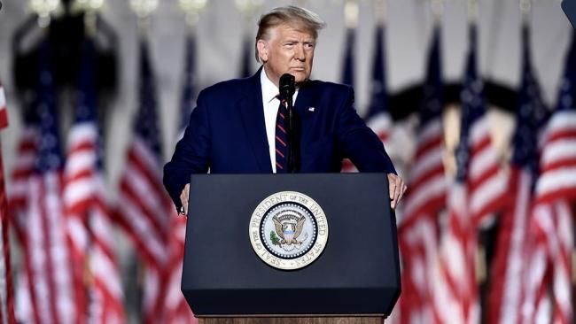Trump despeja dudas y afirma que si pierde en el Colegio Electoral, entregará la presidencia