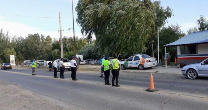 Operativos de Seguridad Vial: continúan los controles en la zona Alto Valle Norte