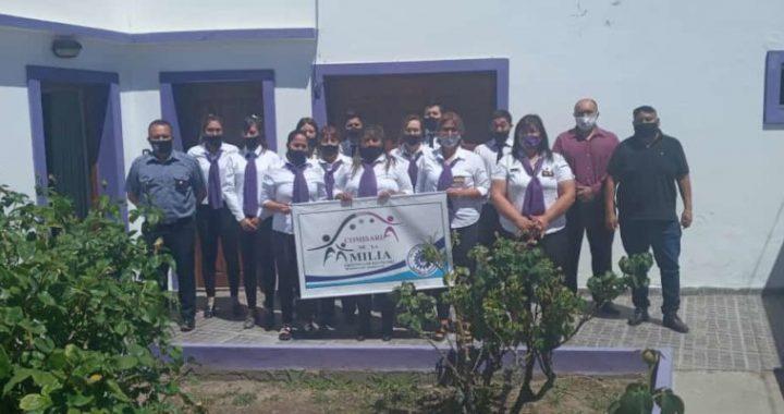 Comisaría de la Familia: se realizó un encuentro de capacitación en San Antonio Oeste