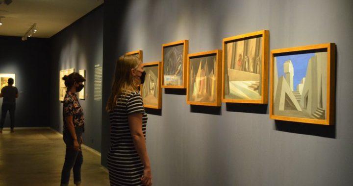 """Reabrió el Museo Sívori con una muestra de """"Los artistas del pueblo"""""""