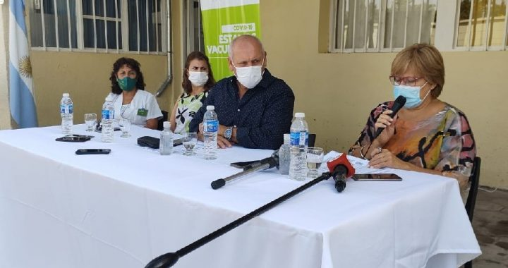 Covid-19: Río Negro inicia este martes la vacunación a adultos mayores