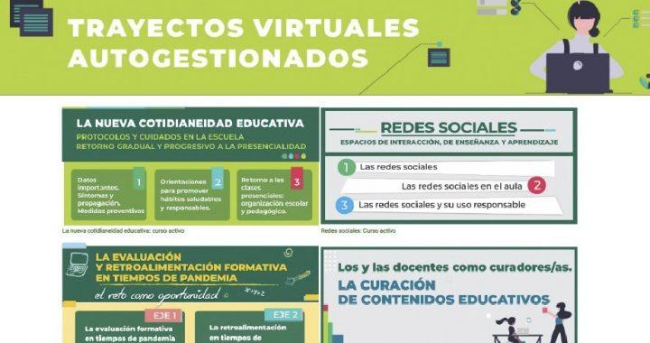Educación suma una nueva propuesta de Formación Permanente autogestionada para docentes