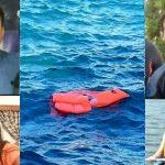 Tragedia en un lago de Santa Cruz: mueren cuatro kayakistas en medio de un fuerte temporal
