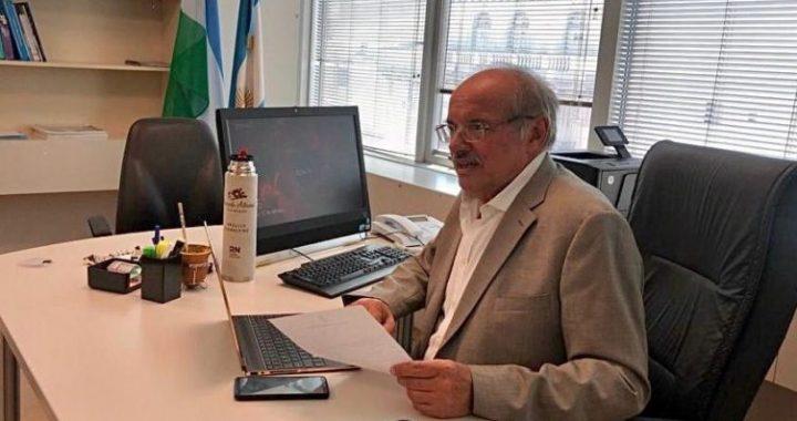 Di Giácomo: Las relaciones con Nación son buenas y los partidos provinciales tendrán importancia en las elecciones de este año