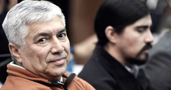 Condenan a Lázaro Báez a 12 años de prisión por lavado de dinero