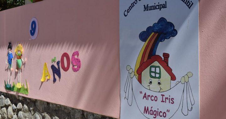 Comenzaron las actividades en los Centros de Desarrollo Infantil