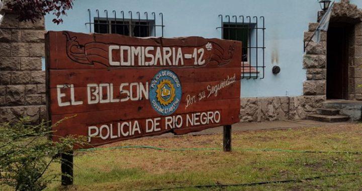 Policía secuestró un arma de fuego de elaboración casera en el centro de El Bolsón