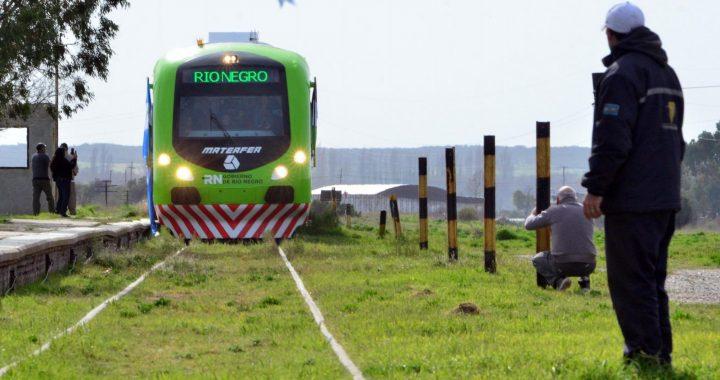 Tren Patagónico busca retener la concesión del ramal a Bariloche