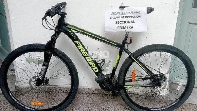 Cayó tras robar «bici» y venderla por Facebook: el comprador era el dueño y le tendió una trampa