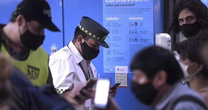 Nación y Ciudad acordaron operativos conjuntos para controlar las restricciones