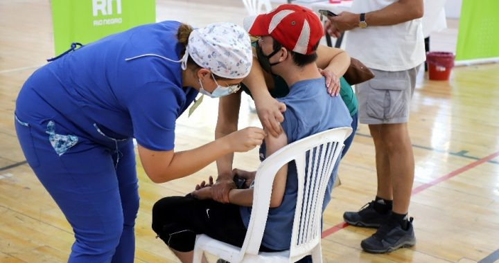 Río Negro continúa capacitando profesionales para atender la discapacidad