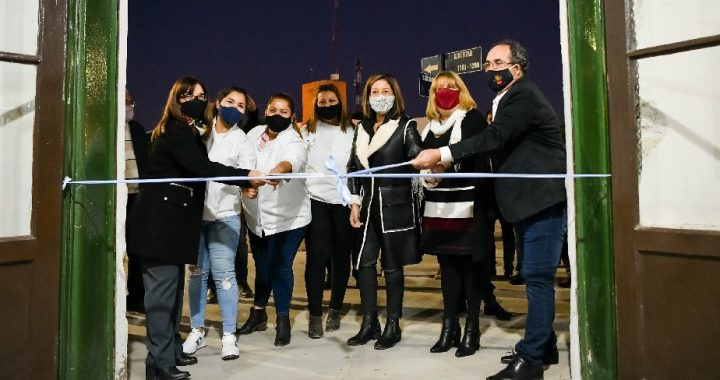 Aniversario de Lamarque: Carreras lanzó la Tecnicatura en Gastronomía y firmó convenio de género