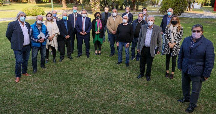 La CGT se reunió con el Presidente y respaldó la política económica del Gobierno