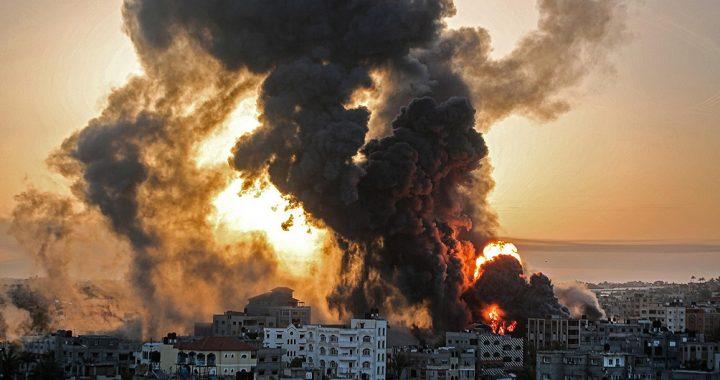 Los bombardeos israelíes y la respuesta palestina hacen temer otra «guerra a gran escala»