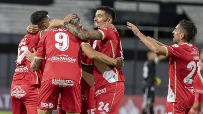 Libertadores: Argentinos jugó un buen partido y venció a Atlético Nacional en Asunción