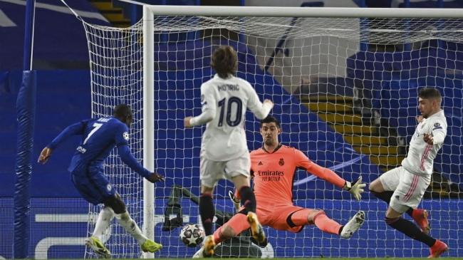 Chelsea fue efectivo frente al Real Madrid y es el otro finalista de la Champions