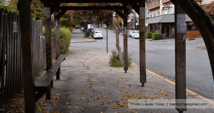 Bariloche sin colectivos: Trabajadores de Mi Bus iniciaron un paro por tiempo indeterminado
