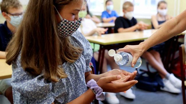 Grecia reabrió todas las escuelas tras seis meses de cierre