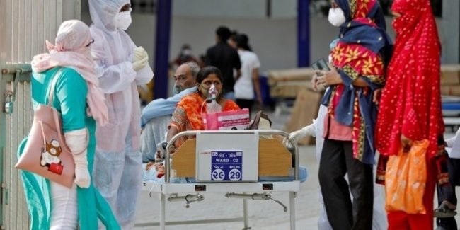 La OMS considera «preocupante» a la cepa de Covid descubierta en India